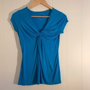INC-Short Sleeve Top. Small